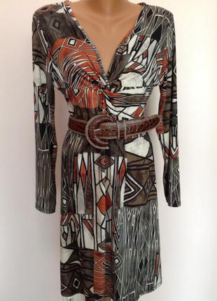 Красивое итальянское платье. /xl/ brend pescara