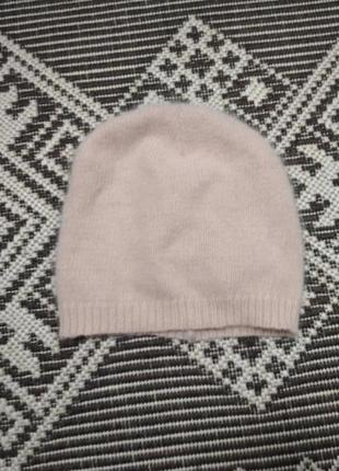 Отличная мягенькая ангоровая шапка чулок от h&m