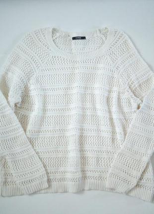 Милейший свитер красивой вязки george