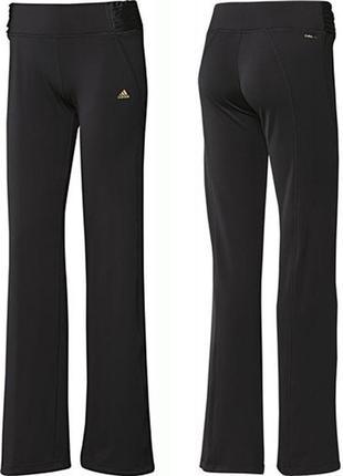 Спортивные брюки adidas climalite рм.оригинал