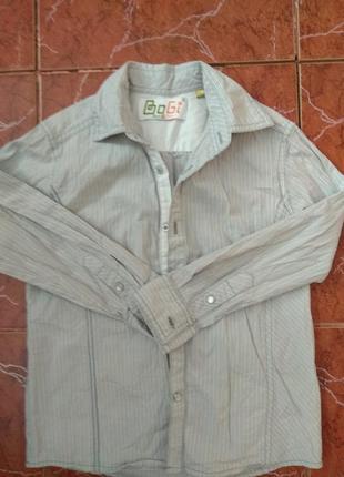 Рубашка bogi, 4-5 лет