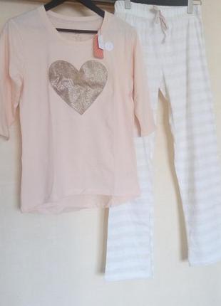 Пижама домашний костюм primark xs, l, xl.