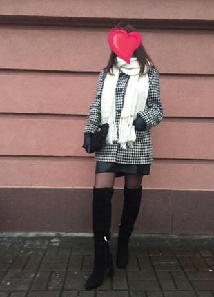 Стильное пальто-пиджак marks&spencer