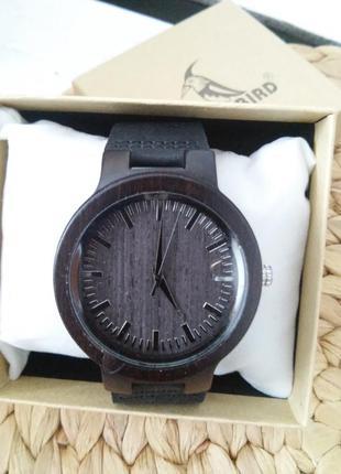 Мужские часы из дерева bobo bird