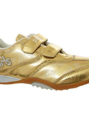Primigi, оригинал, англия. демисезонные кроссовки высокого качества.