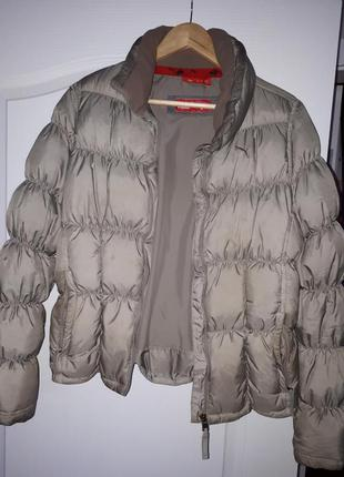Куртка зимняя пуховик puma