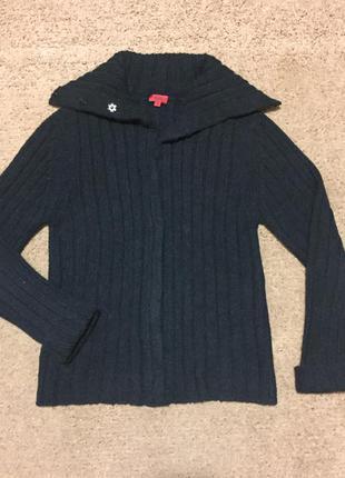 Кофта джемпер свитер hugo boss оригинал шерсть шерстяная альпака
