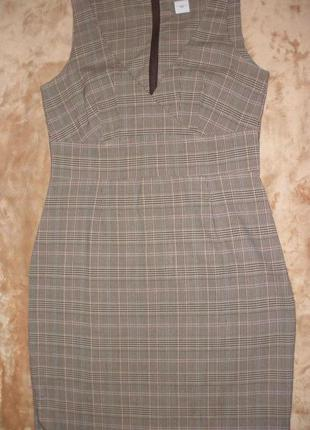 Платье-сарафан для  офиса new look