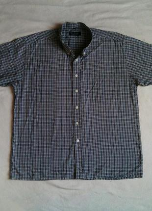 Рубашка мужская р l идеальное состояние