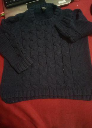 Вязаная  кофта свитер  chicoree