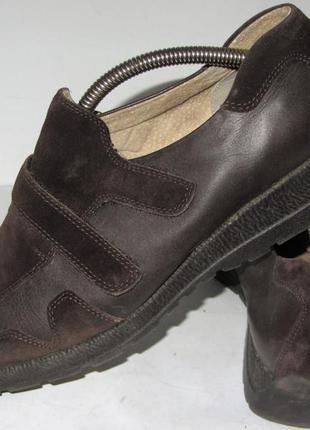 Туфли medicus нат кожа