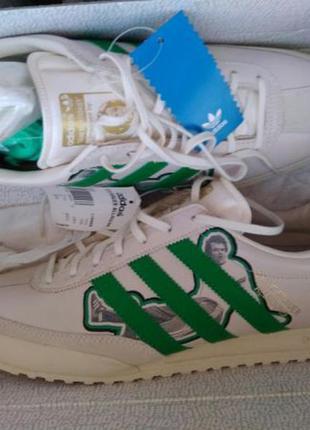 Оригинальные кроссовки adidas beckenbauer allround 29,5cм по стельке, кожа
