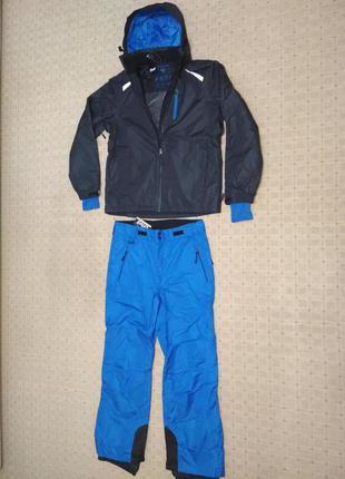 Лыжный костюм мужской. германия
