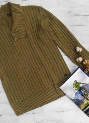 Модный мужской свитер германия, размер 50-52 наш