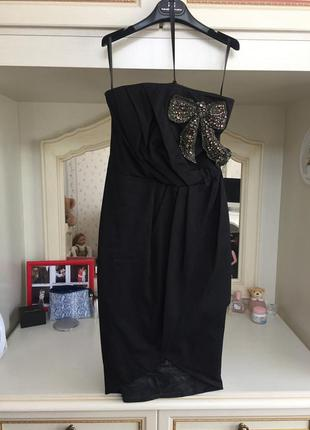 Коктельное платье elisabetta franchi оригинал