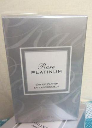 Туалетная вода / духи rare platinum avon