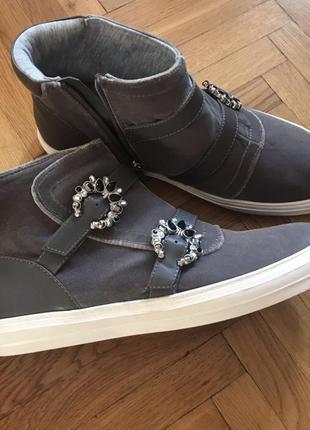 Женская обувь больших размеров. кроссовки nine west, 43 размер