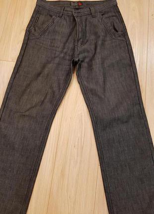 Супер утепленные джинсы