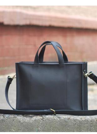 Кожаная сумка bagllet