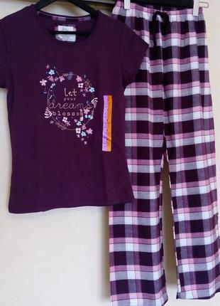 Пижама домашний костюм primark s, m.