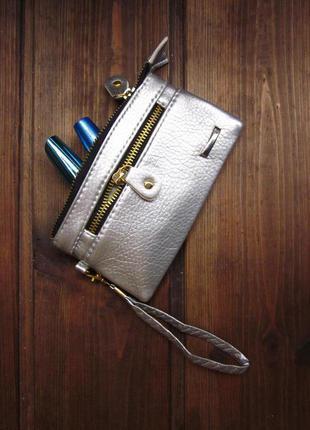 Косметичка-кошелек_пенал_карман на сумку