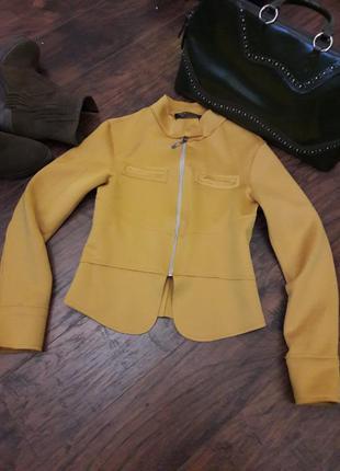 Легкий пиджак жакет кардиган италия