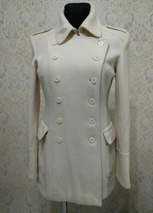 Пальто в стиле милитари look