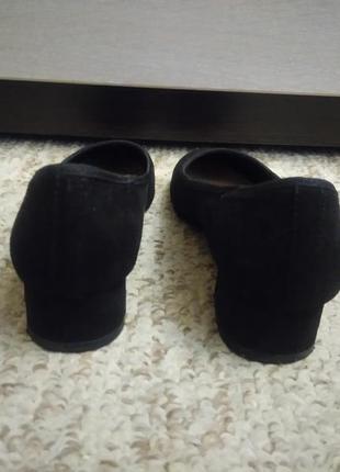 Туфли на низком каблуке stradivarius3