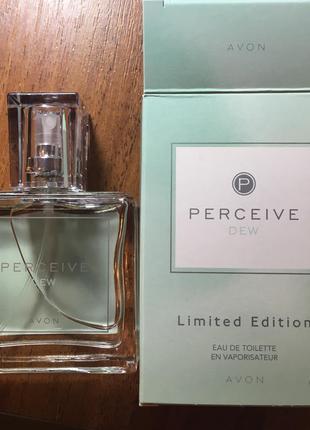 Духи парфюмы  avon perceive dew