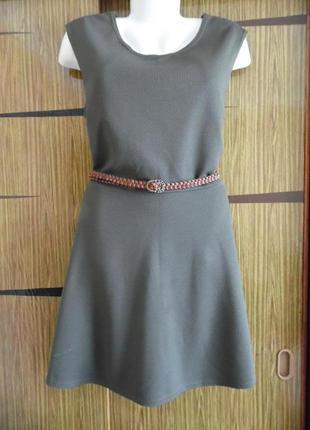 Платье трикотаж, новое atmosphere. размер 18 – идет на 50-52