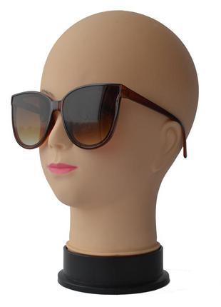 """Женские солнцезащитные очки """"кошачий глаз"""""""