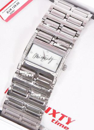 Брендовые часы miss sixty оригинал с ценником, цена 129 евро, отличный подарок