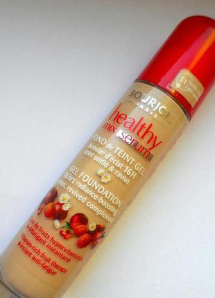 Тональный крем-гель bourjois healthy mix serum #51