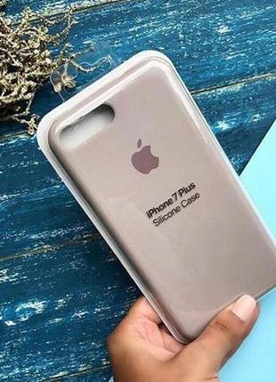 Apple silicone case, силиконовый чехол для iphone 5/5s/6/6s/6plus/7/7plus/8/8plus