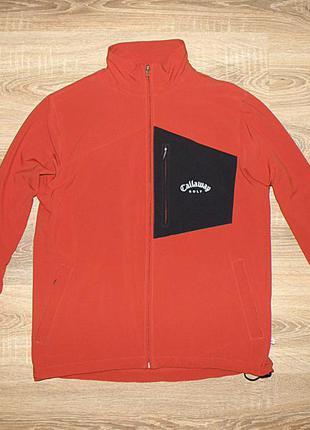 Куртка callaway golf waterproof jacket