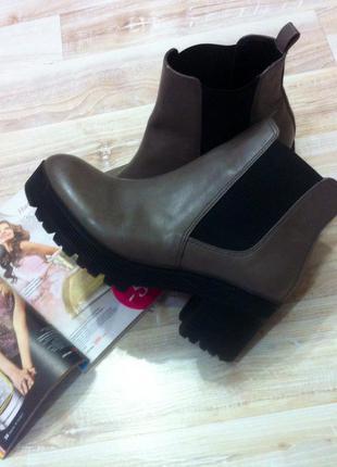 Челси ботинки 37-38размер