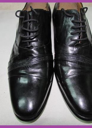 Туфли 100% натуральная кожа pierre cardin  р 42-43