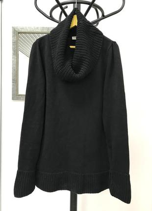 Стильный свитер оверсайз коттон