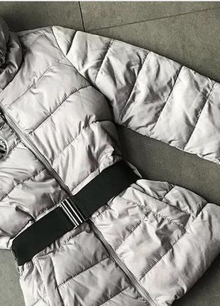 Демисезонная новая куртка на синтепоне