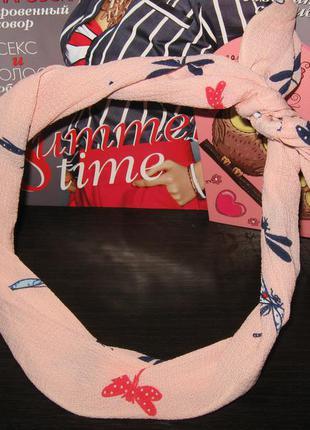 В подарок к покупке! симпатичная повязка-солоха на голову