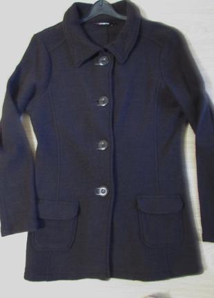 Пиджак - полупальто 100% шерсть