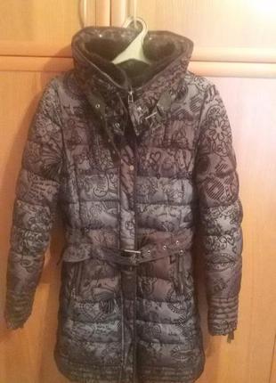 Зимняя куртка- пальто