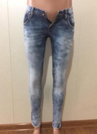 Yes miss джинсы скини италия новые 25 р
