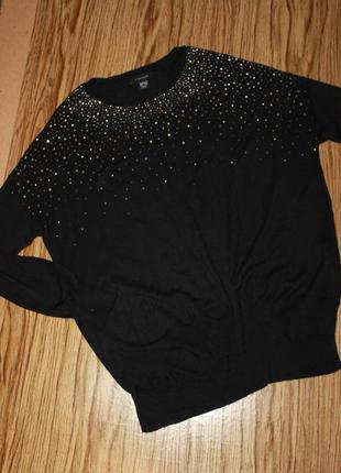 Красивый свитерок размер 14-16