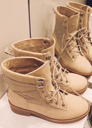 """Демисезонные ботиночки """"h&m"""""""