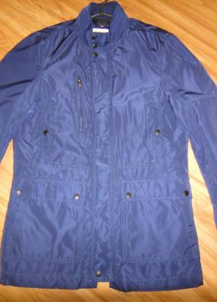 Стильная утепленная демисезонная мужская куртка р. 46 (s) jasper conran