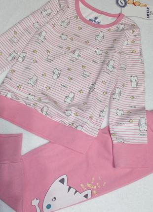 Пижама baykar для девочки на 2-3 года