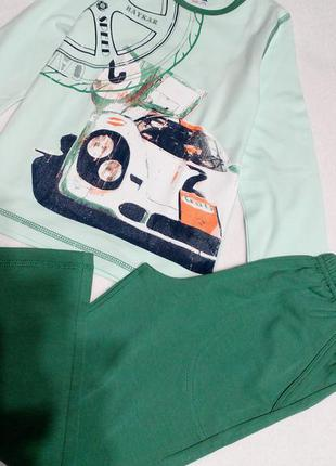 Пижама baykar для мальчика от 4 до 7 лет