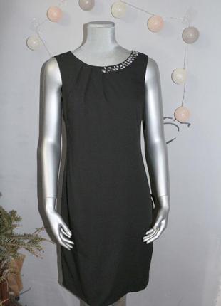 Элегантное черное платье oliver