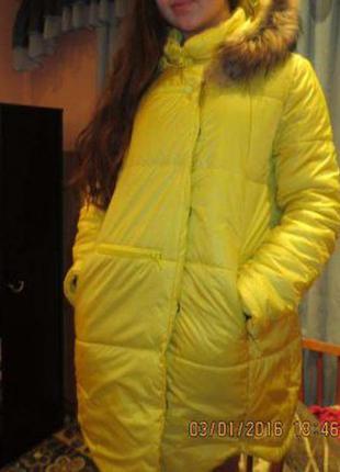 Стильная курточка,зима